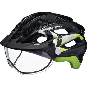 KED Covis - Casco de bicicleta - negro